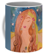 Gypsy Girl 2 Love To The World Coffee Mug