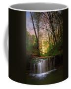 Gypsy Glen  Rd Waterfall  Coffee Mug