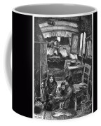 Gypsy Wagon, 1879 Coffee Mug