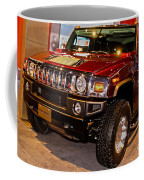 H2 Hummer Coffee Mug