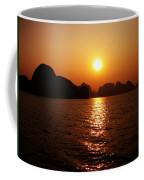 Ha Long Bay Sunset Coffee Mug