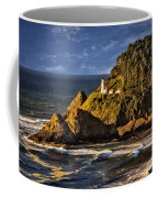 Haceta Head Light 2 Coffee Mug