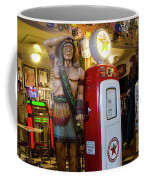 Hackberry Route 66 Arizona Coffee Mug