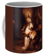 Hagar And The Angel 1645 Coffee Mug