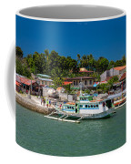 Hagnaya's Port And Fishing Village Coffee Mug