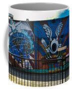 Haight Ashbury Mural Coffee Mug