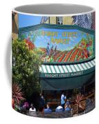 Haight Steet Market San Francisco Coffee Mug