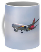 Hainan Airlines Dreamliner Coffee Mug