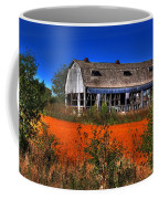 Hainesville Barn Color Coffee Mug