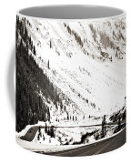 Hairpin Turn Coffee Mug