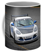 Hairy Dog Garrrage - Porsche - Pit Lane Coffee Mug
