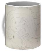 Haku The Dragon Coffee Mug