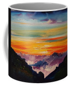 Haleakala Volcano Sunrise In Maui      101 Coffee Mug