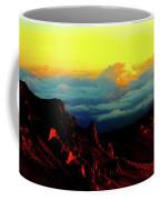 Halekala Sunrise Coffee Mug