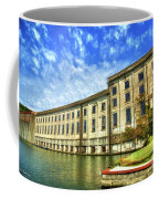 Hales Bar Dam Tennessee Valley Authority Tennessee River Art Coffee Mug