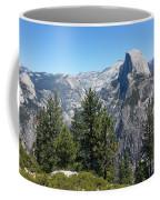 Half Dome 2 Coffee Mug