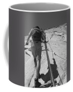 Half Dome Cables Coffee Mug