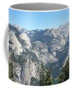 Half Dome Coffee Mug