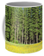 Half Dome Meadow Coffee Mug