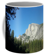 Half Dome Village Coffee Mug