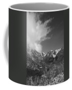 Half Dome Winter Coffee Mug