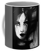 Half In The Shadows Coffee Mug