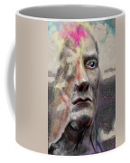 Half Mind/half Blind Coffee Mug