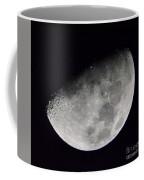 Half Moon Number 5 Coffee Mug