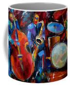 Half The Band Coffee Mug