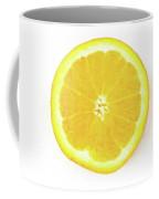Half The Orange Coffee Mug