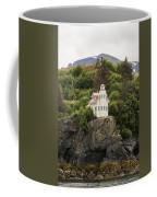 Halibut Cove Lighthouse Coffee Mug
