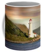 Halifax Harbor Lighthouse Coffee Mug