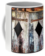 Hall Doors Coffee Mug