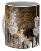 Hall Of Mirrors Palace Of Versailles France Coffee Mug