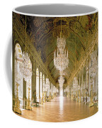 Hall Of Mirrors  The Galerie Des Glaces Coffee Mug