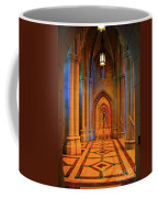 Hall Of The Cathedral Coffee Mug