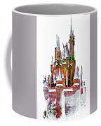 Hall Of The Snow King  Coffee Mug