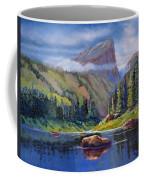 Hallett Peak Coffee Mug