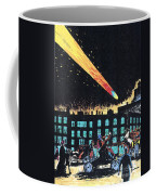 Halleys Comet, 1910 Coffee Mug