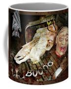 Hallo Boooo Coffee Mug