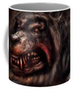 Halloween -  Mad Dog Coffee Mug by Mike Savad