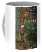 Halloween Card Coffee Mug