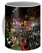 Halloween Draws Tens Of Thousands To Celebrate On 6th Street Coffee Mug