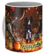 Halloween Girl Coffee Mug