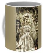 Halloween Mrs Bones The Bride Vertical Coffee Mug
