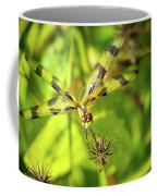 Halloween Pennant Dragonfly Coffee Mug