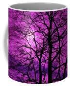 Halloween Trees No 3 By Dm Carpenter Coffee Mug