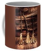 Halloween Witch Brooms Coffee Mug