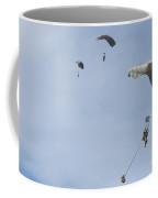 Halo Jumpers Prepare To Land Coffee Mug