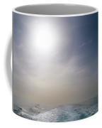 Halo Over Atlantic Ocean Coffee Mug